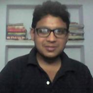 Rajat Jaiswal MSc Tuition trainer in Delhi