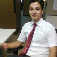 Vinayak Bhat Tally Software trainer in Bangalore