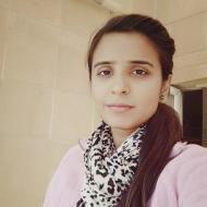 Akansha S. German Language trainer in Delhi