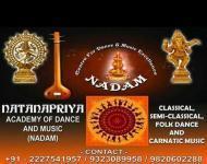 Natanapriya Academy Of Dance And Music - NADAM Dance institute in Mumbai