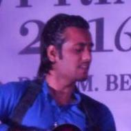 Aniket Agarwal Guitar trainer in Lucknow