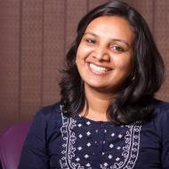 Sheeba C. Communication Skills trainer in Coimbatore