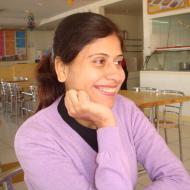 Sandhya B. Nursery-KG Tuition trainer in Noida
