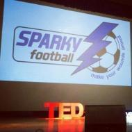 Tejas Sparky Football photo