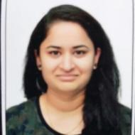Sailee S. Spoken English trainer in Pune
