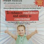 Indian Abacus photo