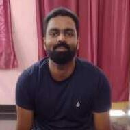 Naveen S. Yoga trainer in Bangalore