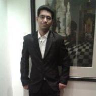 Rushikesh Meharwade BTech Tuition trainer in Mumbai