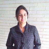 Neha K. BBA Tuition trainer in Faridabad