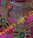 BhavaniAari Embroidery Class, Terracotta jewellery making classes,Hand Embroidery, Fashion jewellery classes  and  Art & Craft photo