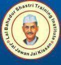 LAL BAHADUR SHASTRI TRAINING INSTITUTE photo