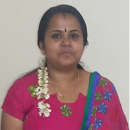 Priya P. Yoga trainer in Bangalore