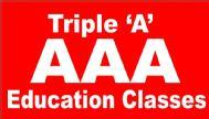 Aaa Education Classes A. photo