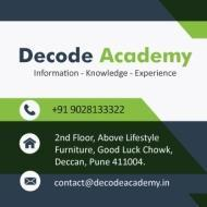 Decode Academy React JS institute in Pune