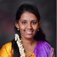 Yamuna BCA Tuition trainer in Coimbatore