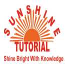 Sunshine Tutorial photo