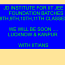 Jd institute photo