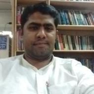 Syed Shams Tabrez Ahmed Urdu language trainer in Bangalore