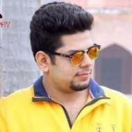 Shubham Khanna Graphic Designing trainer in Delhi