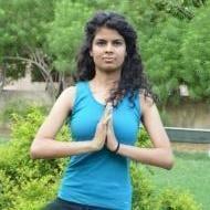 Divya Sharma Yoga trainer in Jaipur