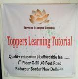Toppers Learning Tutorial photo