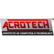 Acrotech Institute Of Computer Technology Tally Software institute in Delhi