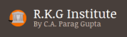 R K G Institute By Parag Gupta photo