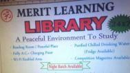 Merit Learning Library photo