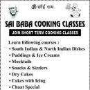Sai Baba Cooking Classes photo