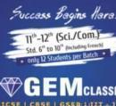 GEM Classes photo