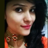 Srishti B. French Language trainer in Delhi