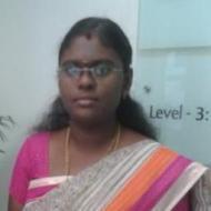 Parameswari Instructional Design trainer in Chennai