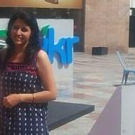 Ritu Chadha Calligraphy trainer in Delhi