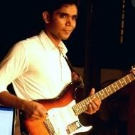 Arjun Crasto Guitar trainer in Mumbai