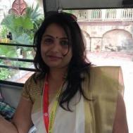 Gayathri Iyer Hindi Language trainer in Bangalore
