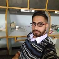 Amanpreet Singh MSc Tuition trainer in Chandigarh