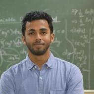 Gautam Kumar Mahto Class 12 Tuition trainer in Bhubaneswar