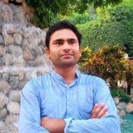 Dr Yogi Ravi Yoga trainer in Delhi