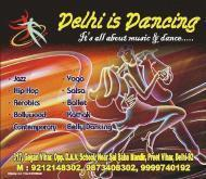 Delhi Is Dancing photo