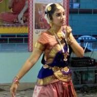 Sukruthi Bhat Dance trainer in Bangalore