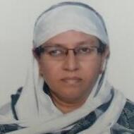 Shaista Jabeen MSc Tuition trainer in Vellore