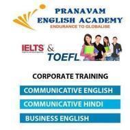 Pranavam English Academy Corporate institute in Coimbatore