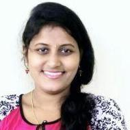 Sowmya V Class 11 Tuition trainer in Hyderabad