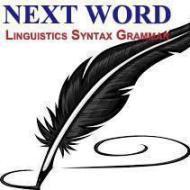 Next  Word photo