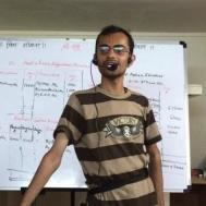 Bhushan Baheti Class 11 Tuition trainer in Pune