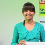 Anjali B. Corporate trainer in Delhi