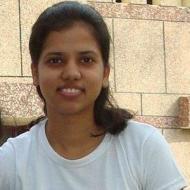 Shruti Class 9 Tuition trainer in Gurgaon