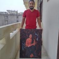 Kaushik Tyagi Sketching trainer in Delhi
