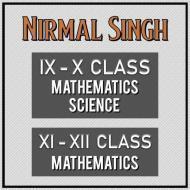 Nirmal Singh Class 11 Tuition trainer in Delhi