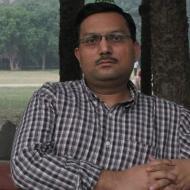 Rajeev Sharma Data Visualization trainer in Delhi